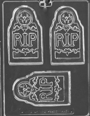 Tombstone Chocolate Mold