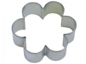 "2.5"" Scalloped Biscuit Cookie Cutter"