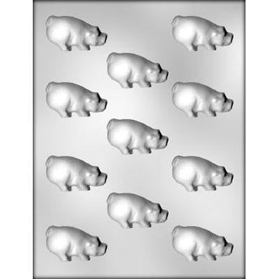 Pigs Chocolate Mold