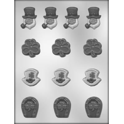 ST Patrick's Day Assortment Chocolate Mold