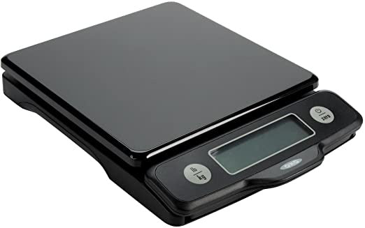 Good Grips 5lb Food Scale with Pull Out Display