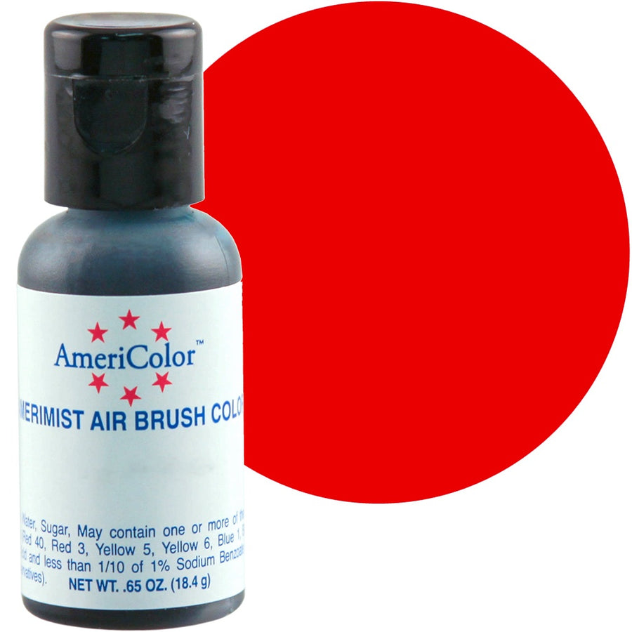 Amerimist Airbrush Color - Red Red