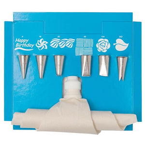Ateco 8 Piece Decorating Set