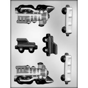 Train Kit Chocolate Mold