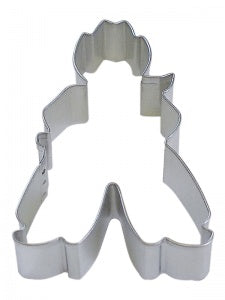"4.5"" Cowboy Cookie Cutter"