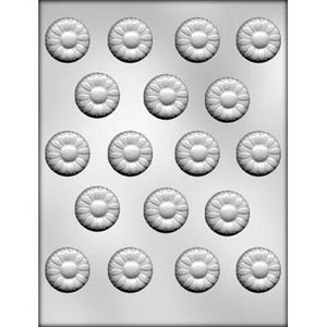 "Daisy 1.25"" Chocolate Mold"