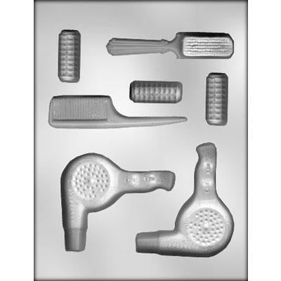 Medium Beautician Chocolate Mold