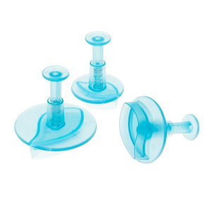 Ateco Leaf Plunger Cutters