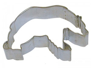 "3.5"" Grizzly Bear Cookie Cutter"