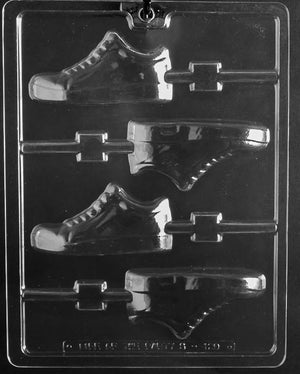 Sneaker Lollipop Chocolate Mold