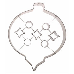 Extra-Large Ornament Cut Out Cookie Cutter