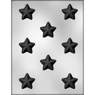 3D Star Chocolate Mold