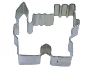 "3"" Castle Cookie Cutter"
