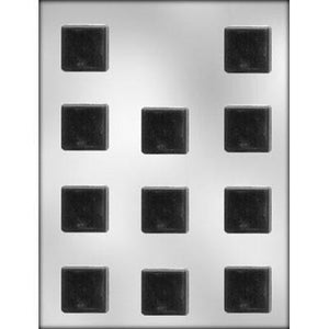 11Pc Square Chocolate Mold