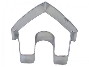"3.5"" Dog House Cookie Cutter"