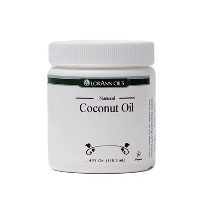 Coconut Oil - 4oz