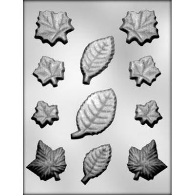 Leaf Assortment Chocolate mold