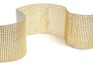 Glam Ribbon Gold