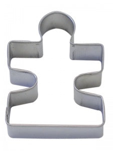 "3.25"" Puzzle Piece Cookie Cutter"