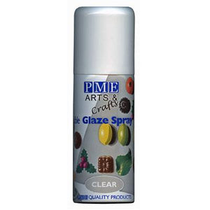 PME Edible Glaze Spray - Clear