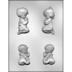 Children Assortment Chocolate Mold