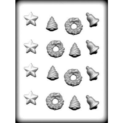 Assorted Christmas Candy Mold