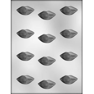 Medium Lips Chocolate mold