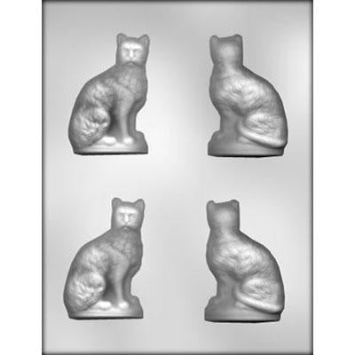 Medium Cat Chocolate Mold