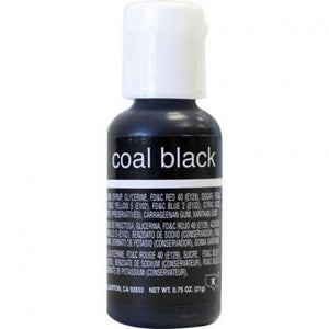 Chefmaster Liqua-Gel - Coal Black
