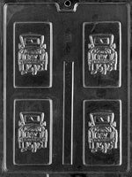 Just Married Chocolate Mold