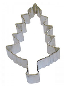 "4"" Christmas Tree Cookie Cutter"