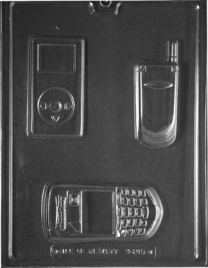 Technology Kit Chocolate Mold