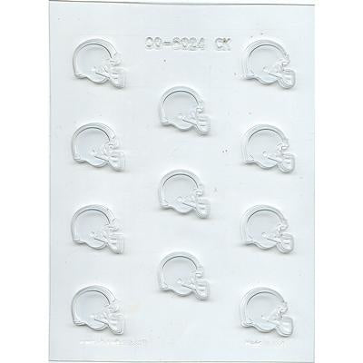 "Football Helmet 1½"" Chocolate Mold"