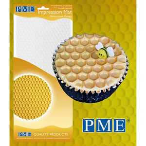 PME Impression Mat, Honeycomb Pattern