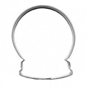 "3.5"" Snow Globe/Crystal Ball Cookie Cutter"