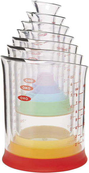 Good Grips 7 Piece Liquid Measuring Beakers Set