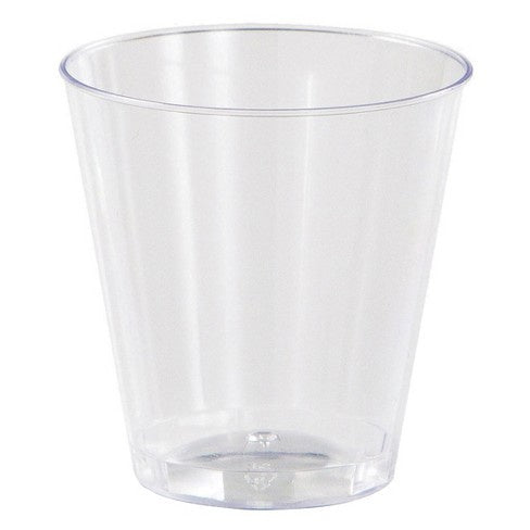 Disposable Cups - Round Shot Cup 24 piece