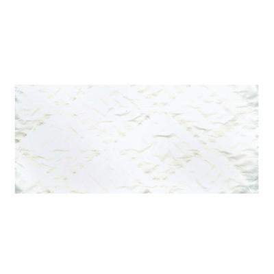 1# White Candy Pads - 2 Layer Box - 100 Pieces