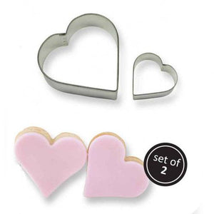 Heart Cutter Set of 2