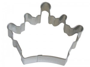 "3.5"" Queen Crown Cookie Cutter"