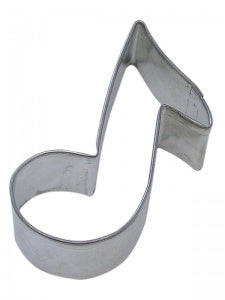 "3.5"" Music Note Cookie Cutter"
