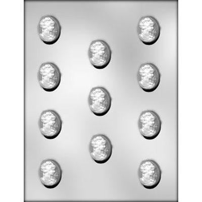 Cameo Chocolate Mold - Medium