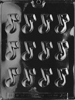 Music Note Chocolate Mold