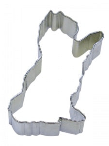 Playful Cat Cookie Cutter