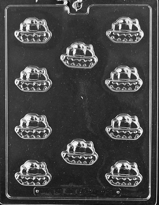 Mini Tank Chocolate Mold