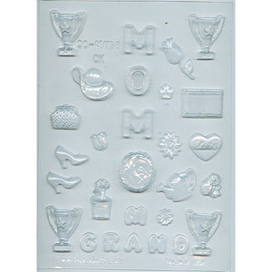 Grandma/Mom Chocolate Mold
