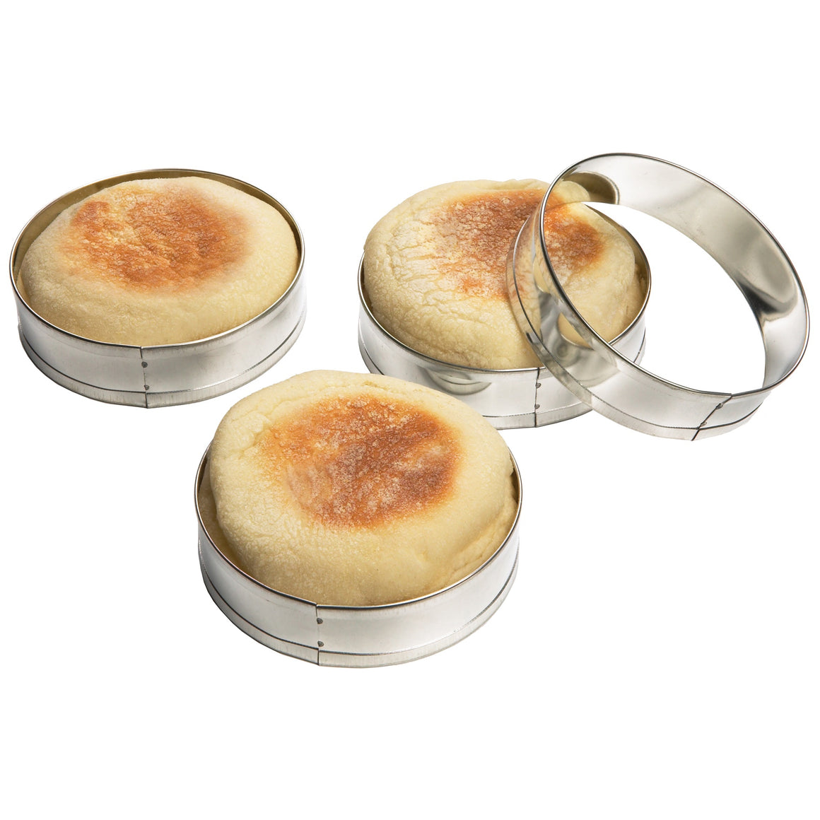 Fox Run English Muffin Rings