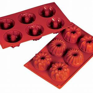 Fat Daddio's Silicone Baking Mold - Regal Variety