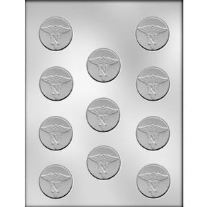 Small Doctor Logo Chocolate Mold