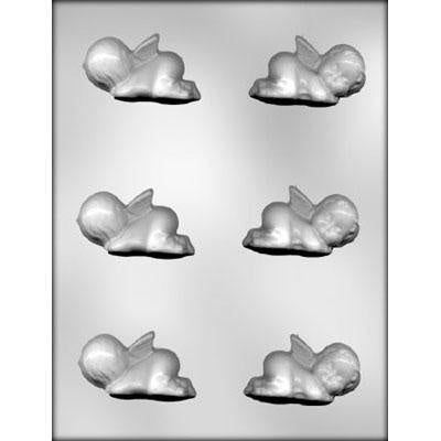 3D Baby Angel Chocolate Mold